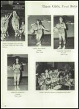 1969 Lake Providence High School Yearbook Page 50 & 51