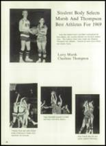 1969 Lake Providence High School Yearbook Page 52 & 53