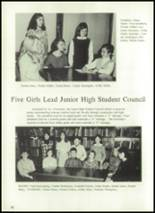 1969 Lake Providence High School Yearbook Page 56 & 57