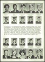 1969 Lake Providence High School Yearbook Page 82 & 83