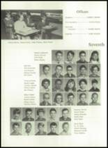 1969 Lake Providence High School Yearbook Page 110 & 111