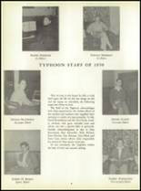 1950 Milford Academy Yearbook Page 12 & 13