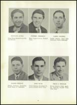 1950 Milford Academy Yearbook Page 14 & 15