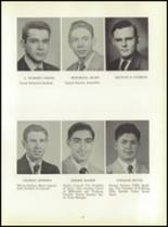 1950 Milford Academy Yearbook Page 16 & 17