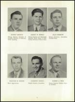 1950 Milford Academy Yearbook Page 18 & 19
