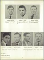 1950 Milford Academy Yearbook Page 22 & 23