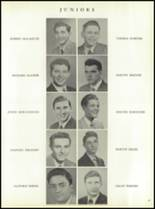 1950 Milford Academy Yearbook Page 24 & 25