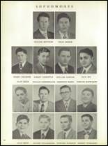 1950 Milford Academy Yearbook Page 26 & 27