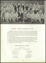 1950 Milford Academy Yearbook Page 42 & 43