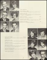 1965 Arlington High School Yearbook Page 32 & 33
