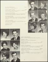 1965 Arlington High School Yearbook Page 36 & 37
