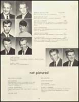 1965 Arlington High School Yearbook Page 38 & 39