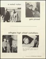 1965 Arlington High School Yearbook Page 78 & 79