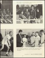1965 Arlington High School Yearbook Page 92 & 93