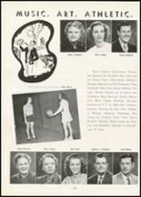 1950 Hoke Smith High School Yearbook Page 20 & 21