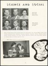 1950 Hoke Smith High School Yearbook Page 22 & 23