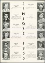 1950 Hoke Smith High School Yearbook Page 26 & 27