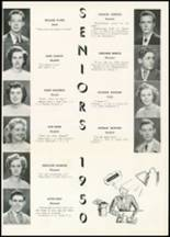 1950 Hoke Smith High School Yearbook Page 28 & 29