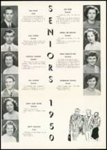 1950 Hoke Smith High School Yearbook Page 30 & 31