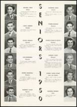 1950 Hoke Smith High School Yearbook Page 32 & 33