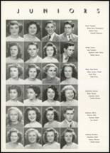1950 Hoke Smith High School Yearbook Page 38 & 39