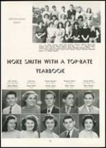 1950 Hoke Smith High School Yearbook Page 68 & 69
