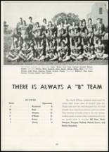 1950 Hoke Smith High School Yearbook Page 92 & 93