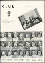 1950 Hoke Smith High School Yearbook Page 108 & 109