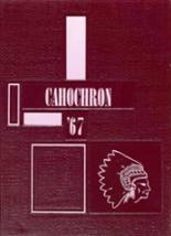 1967 Yearbook Cahokia High School