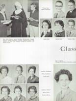 1961 St. Teresa's Academy Yearbook Page 20 & 21