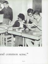 1961 St. Teresa's Academy Yearbook Page 44 & 45