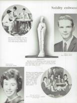 1961 St. Teresa's Academy Yearbook Page 60 & 61