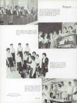 1961 St. Teresa's Academy Yearbook Page 62 & 63