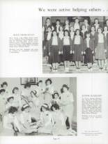 1961 St. Teresa's Academy Yearbook Page 68 & 69