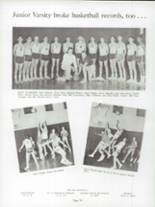 1961 St. Teresa's Academy Yearbook Page 82 & 83