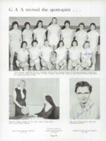 1961 St. Teresa's Academy Yearbook Page 84 & 85