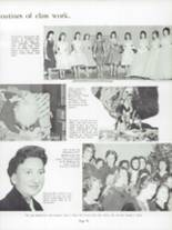 1961 St. Teresa's Academy Yearbook Page 94 & 95