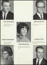 1964 Armstrong High School Yearbook Page 12 & 13
