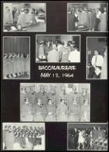 1964 Armstrong High School Yearbook Page 24 & 25