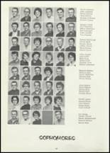 1964 Armstrong High School Yearbook Page 32 & 33