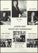 1964 Armstrong High School Yearbook Page 70 & 71