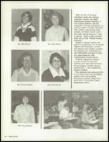 1977 Morris Catholic High School Yearbook Page 28 & 29