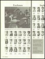 1977 Morris Catholic High School Yearbook Page 84 & 85