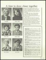 1977 Morris Catholic High School Yearbook Page 100 & 101