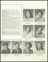 1977 Morris Catholic High School Yearbook Page 104 & 105