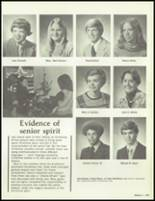 1977 Morris Catholic High School Yearbook Page 106 & 107