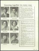 1977 Morris Catholic High School Yearbook Page 108 & 109