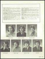 1977 Morris Catholic High School Yearbook Page 110 & 111