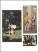 1971 Harpeth Hall School Yearbook Page 12 & 13