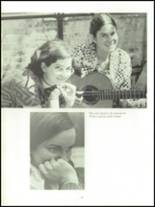 1971 Harpeth Hall School Yearbook Page 16 & 17